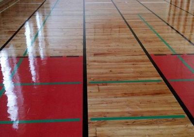 Sala sportowo - gimnastyczna 1
