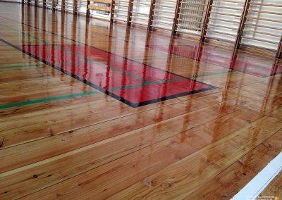 Sala sportowo - gimnastyczna 6