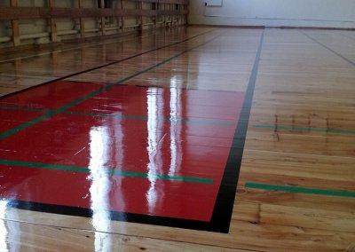 Sala sportowo - gimnastyczna 5