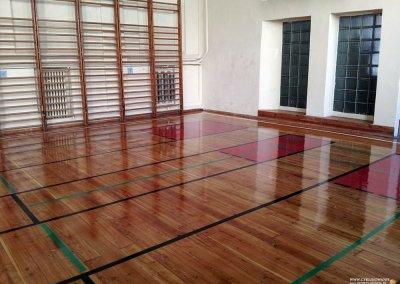 Sala sportowo - gimnastyczna 3