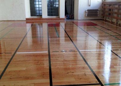 Sala sportowo - gimnastyczna 2