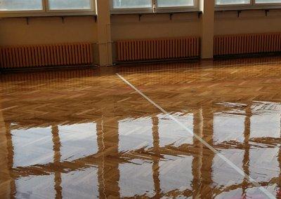 Sala gimnastyczna Mietków 6