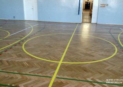 cyklinowanie sali gimnastycznej Wiązów (3)