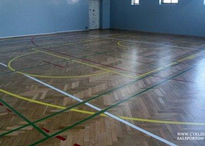 cyklinowanie sali gimnastycznej Wiązów (4)