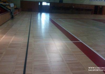 cyklinowanie sali sportowej 3