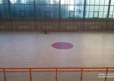 Malowanie boiska na podłodze w hali sportowej (3)