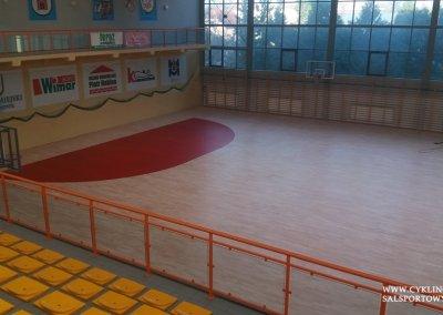 Malowanie boiska na podłodze w hali sportowej (4)